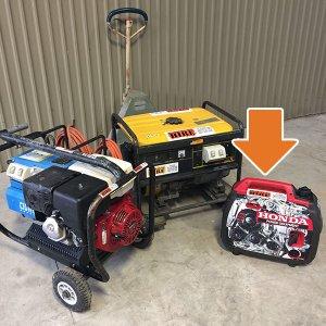 Honda-Generator-hire-otorohanga