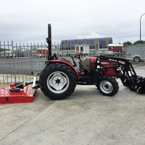 Tractor-hire-good-guys-hire-otorohanga